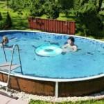 Como fazer uma piscina de vinil, fibra e azulejo ou concreto